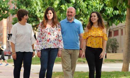 Álvarez-Castellanos encabeza la candidatura de IU Verdes Región de Murcia a la Asamblea Regional