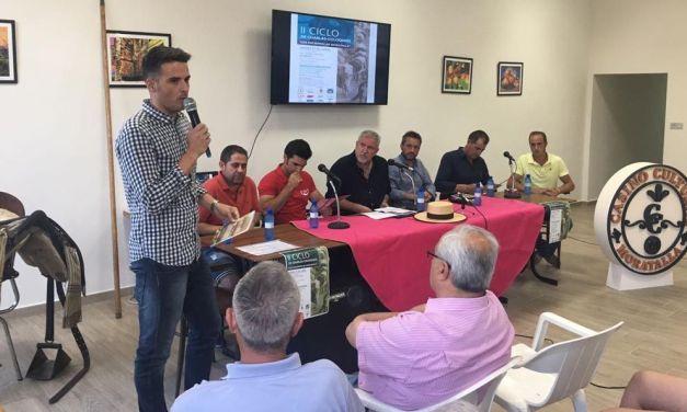 Presentada en el Casino Cultural de Moratalla la vereda y los encierros 2018