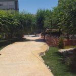 Se han reformado en Moratalla los jardines de los Guindos y de la Memoria