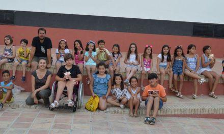 Los niños de las pedanías muleñas aprenden sobre el legado arqueológico