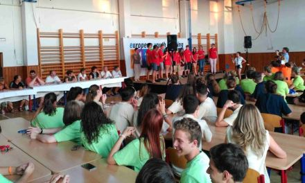 Caravaca será sede del 24 al 28 de julio del encuentro 'European Youth Meeting', que reunirá a un centenar de jóvenes de ocho países