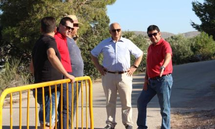 Finalizan las obras de la horma de Begastri del Programa de Empleo Público Local