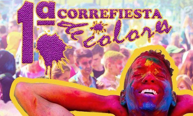 El 31 de julio finaliza el plazo para inscribirse en la primera Carrera de Colores de Cehegín