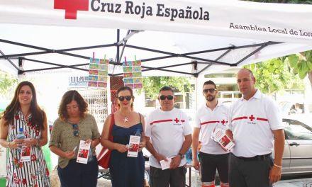 La Concejalía de Sanidad de Cehegín y Cruz Roja ofrecen consejos ante las altas temperaturas