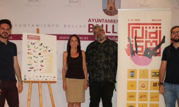Presentado el cartel del Ruidismo 2018