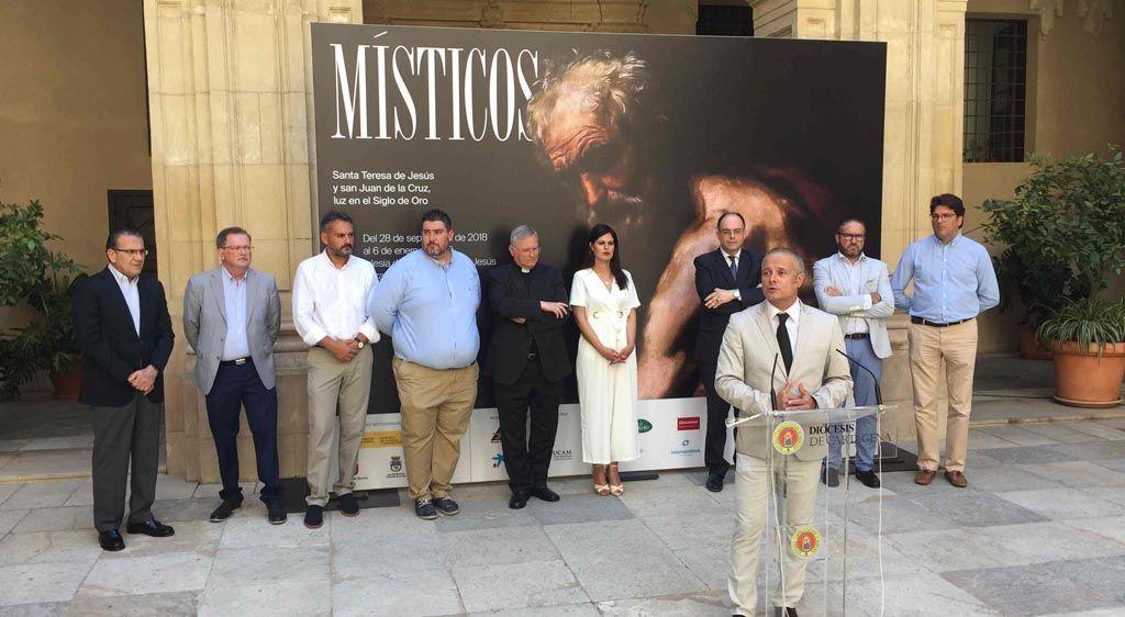 'Místicos' revivirá el espíritu de Santa Teresa y San Juan de la Cruz en la Compañía de Caravaca de la Cruz
