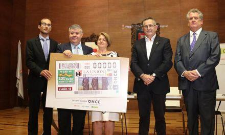La imagen de la 58 edición del Festival Internacional del Cante de la Minas ilustrará un cupón de la ONCE