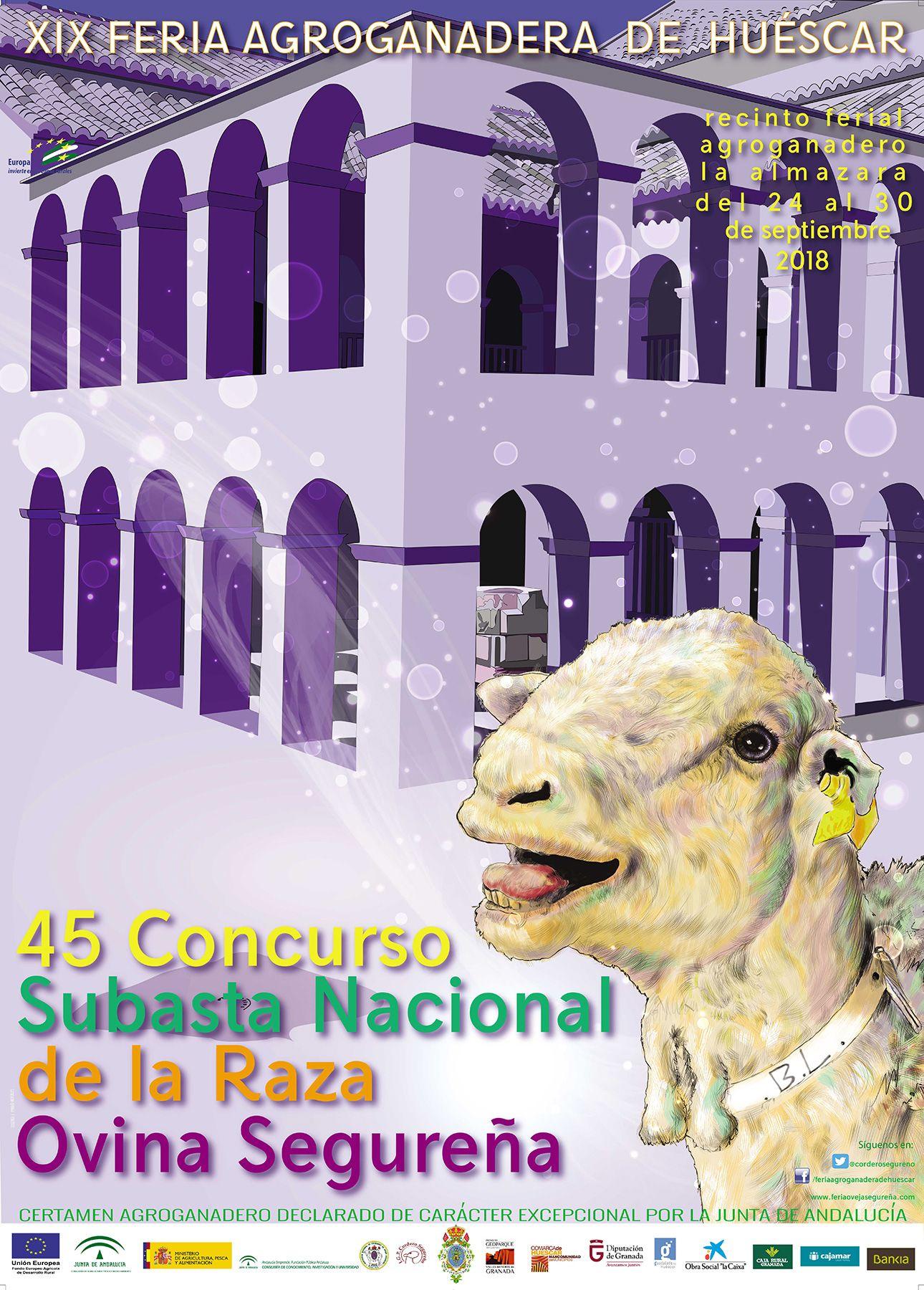 Cartel Cordero Segureño 2018