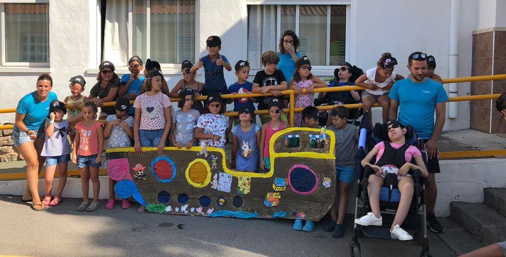 Más de cien niños han disfrutado hasta la fecha de la Escuela de Verano Municipal de Bullas