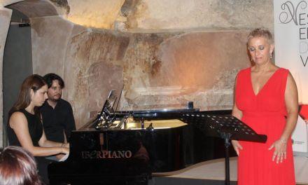Exquisita velada de 'Vino y Ópera' en Cehegín