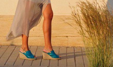 Seis empresas de calzado de la Región presentan sus colecciones en Moscú