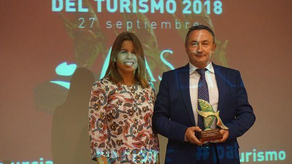 Juan Soria, gerente del Consorcio de las Vías Verdes