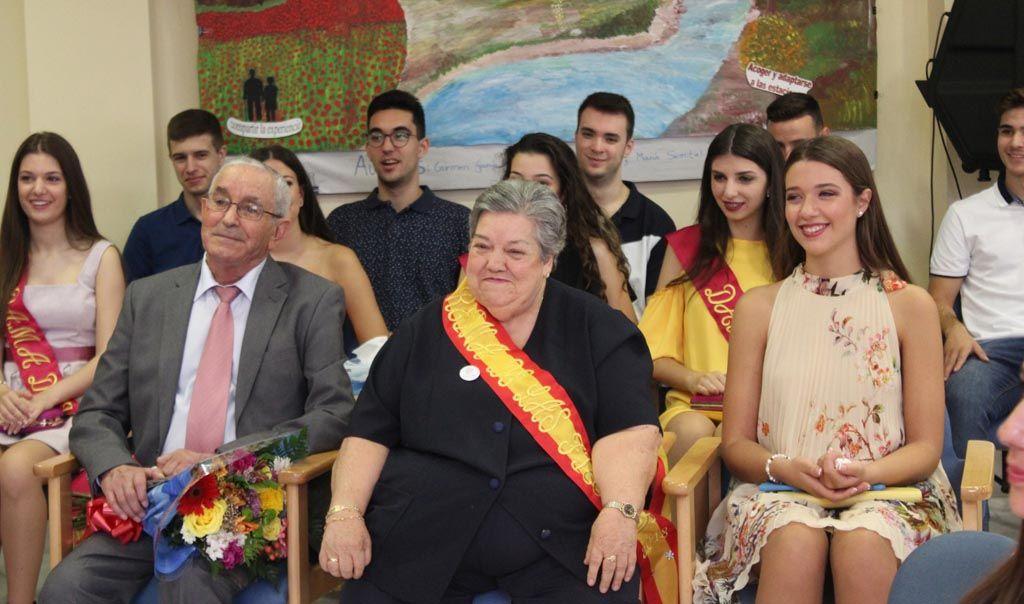 El Centro de Día Virgen de las Maravillas inicia sus fiestas