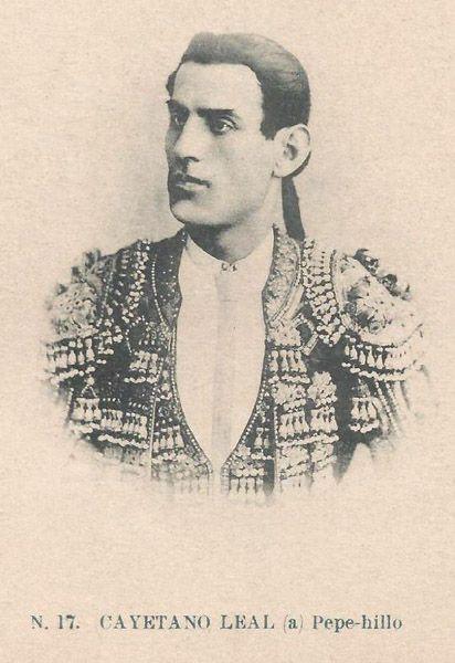 Cayetano Leal (Pepe-Hillo)
