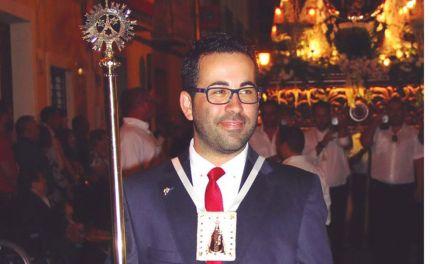 «De este año destacaría la restauración de la Patrona», Juan del Amor, Hermandad de Nuestra Señora del Carmen