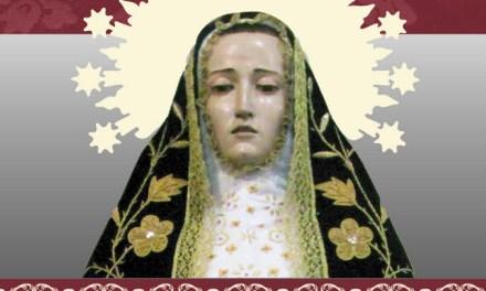 La Cofradía de la Virgen de los Dolores de Cehegín celebra el 15 de septiembre la eucaristía en honor a su titular