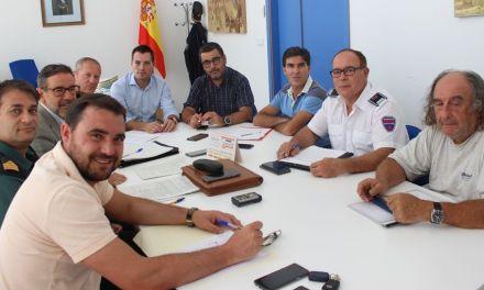 Cehegín vuelve a reforzar la seguridad para las Fiestas Patronales