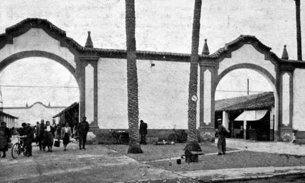 Antigua Plaza de Abastos de Mula