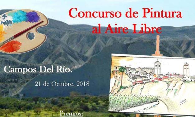 Cultura presenta el I Concurso de Pintura al Aire Libre en Campos del Río