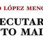 """La Fea Burguesía Ediciones publica """"Ejecutar a Otto Maier"""" de Paco López Mengual"""