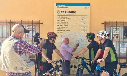 La iniciativa 'Pedalea Murcia' mostrará la oferta regional de turismo de naturaleza a más de 1.400.000 visitantes potenciales
