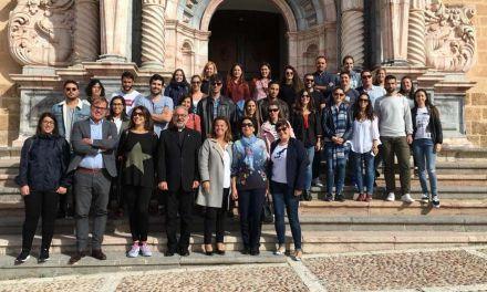 Una treintena de agentes de viaje de Tourmundial de 'El Corte Inglés' visitan Caravaca dentro de un 'fam trip' por la Región