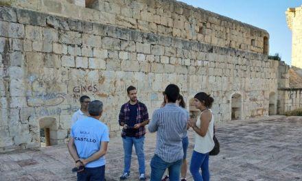 Plataforma Ciudadana 'Mula por su Castillo': recuperando el Castillo para los muleños