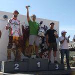 El líder impone su ley en el Campeonato de España de Quadcross de Cehegín