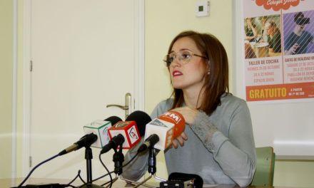 Talleres de cocina y realidad virtual abren en Cehegín el programa de Ocio Alternativo para Jóvenes del curso 2018-19