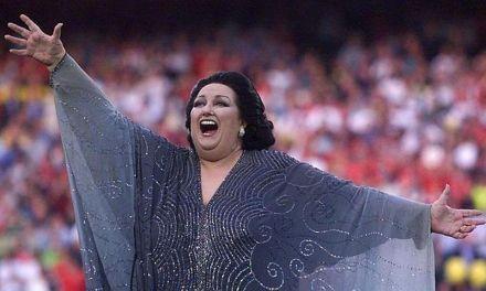 Adiós a la soprano universal Montserrat Caballé