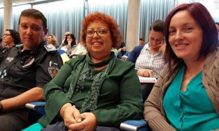 Campos mantiene su compromiso ante la Violencia de Género