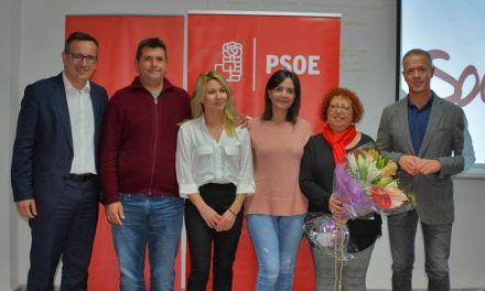 María José Pérez Cerón volverá a ser la candidata del PSOE a la alcaldía de Campos del Río