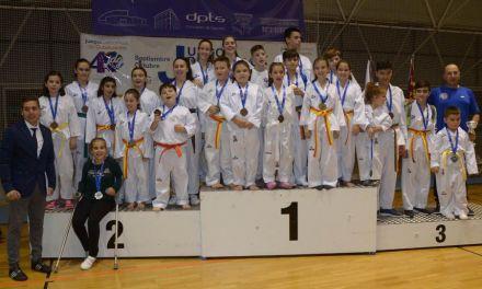 Buen inicio de temporada de la Escuela Deportiva de Taekwondo de Moratalla