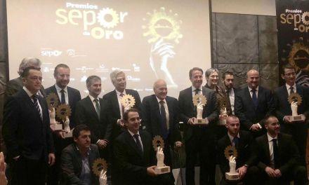 El Foro Interalimentario, Premio SEPOR DE ORO 2018