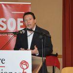 El PSOE vuelve a apostar por Moreno en Mula