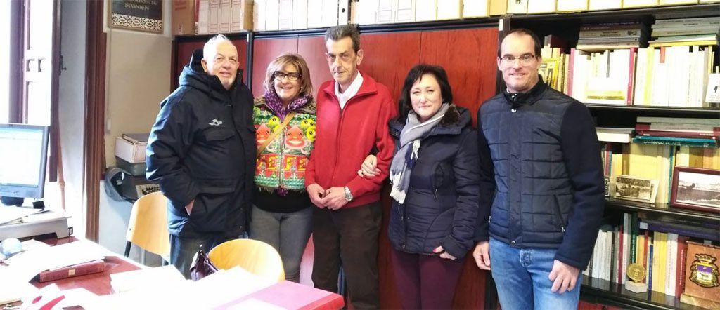 Francisco Fernández y Carmen Camacho, Festeros del Año 2019