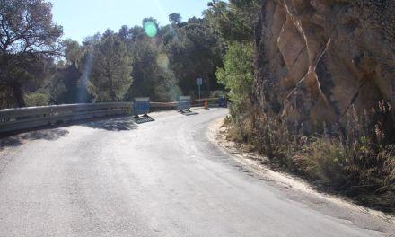 El Ayuntamiento de Alhama reclama a la Comunidad Autónoma el inicio del arreglo de la carretera que conecta el municipio con Pliego