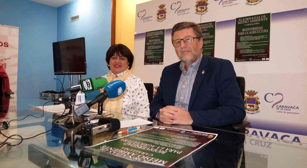 Caravaca celebra sus XI Jornadas de Medio Ambiente con la biodiversidad para la agricultura como temática central
