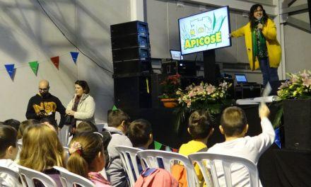 """APICOSE presenta en SEPOR la campaña """"Alimentamos el futuro' a niños y adultos"""