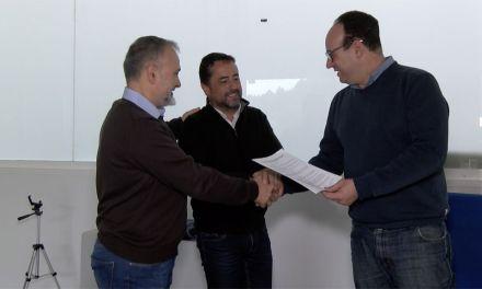 La Asociación de Empresarios y Autónomos de Cehegín firma un acuerdo con Asenomur