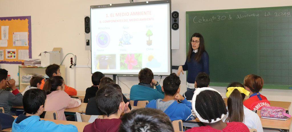 Juventud desarrolla en centros de Secundaria de Caravaca un programa de educación afectivo sexual en adolescentes
