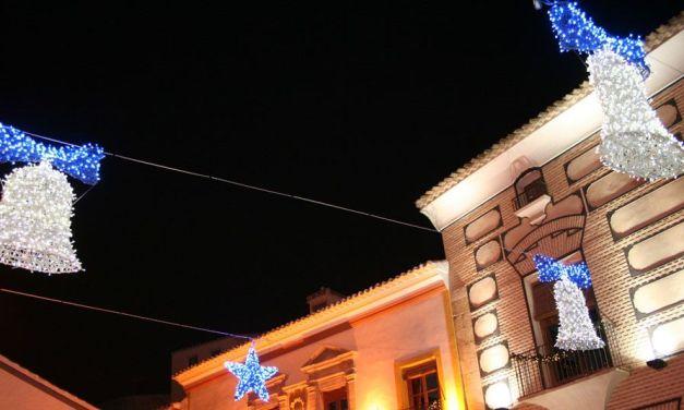 Cehegín inaugura el viernes su alumbrado navideño con recorrido en tren y animación para los más pequeños