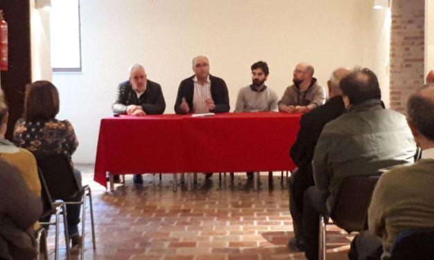 El Ayuntamiento de Pliego firma un convenio de colaboración con la asociación ASBA en favor de la difusión del yacimiento de La Almoloya