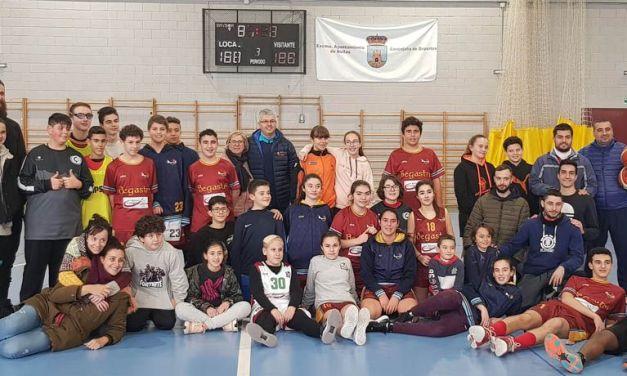 """Afemnor Salud Mental Noroeste organizó el """"I 3×3 Sobresaliente en Salud Mental"""""""