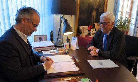 Caravaca, primer ayuntamiento de la Región en firmar un convenio para agilizar la gestión catastral