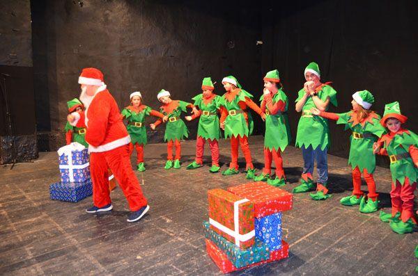 Los colegios de Mula dan la bienvenida a la Navidad