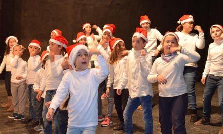 Gran éxito de la Muestra anual de Villancicos de los colegios de Mula