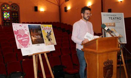 Hasta el 2 de febrero se celebra el Certamen de Teatro Aficionado Villa de Bullas