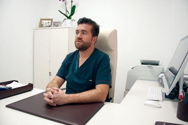 Jorge Martínez, gerente de Ortodent