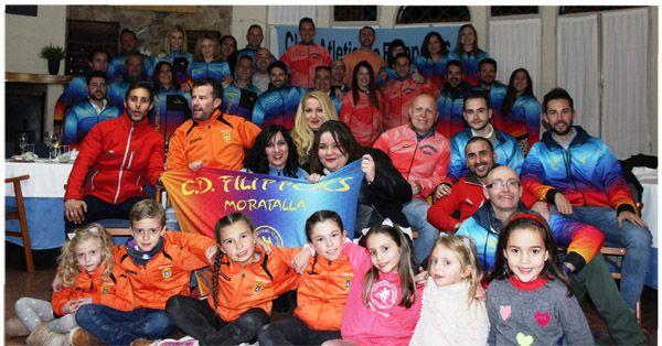 El C.D. Filippedes Moratalla celebró su día del club